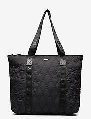 DAY et - Day GW Q Diamond Bag - casual shoppers - black - 0