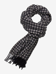 DAY et - Day Slender Check Scarf - sjaals - blue nights - 0
