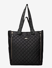 DAY et - Day Logo RE-Q Gem Tote - tote bags - black - 0