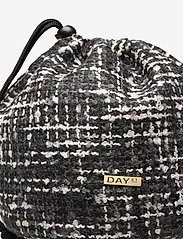 DAY et - Day Gweneth Tweed Collect - bucket-laukut - forged iron grey - 3