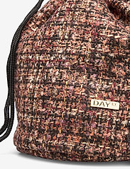 DAY et - Day Gweneth Tweed Collect - bucket-laukut - potting soil brown - 3