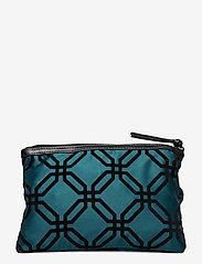 DAY et - Day Gweneth F Octagon Clutch - toilettassen - deep teal green - 1