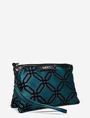 DAY et - Day Gweneth F Octagon Clutch - toilettassen - deep teal green - 2