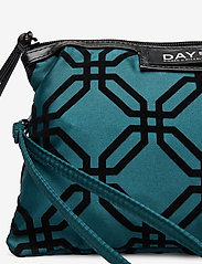 DAY et - Day Gweneth F Octagon Clutch - cosmetic bags - deep teal green - 3