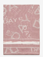 DAY et - Day Bandana Sketch - sjaals - blush - 1
