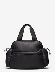 Day Puffy Sport Shoulder Bag - BLACK