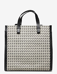 DAY et - Day Structure Canvas Shopper - shoppers - ecru off white - 1