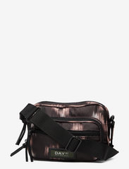 DAY et - Day Gweneth RE-P Ikat SB S - crossbody bags - black - 0