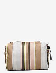 DAY et - Day Gweneth RE-P Stripe Beauty - väskor - tigers eye - 1