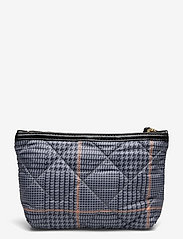 DAY et - Day Gweneth RE-Q Checky Mini - cosmetic bags - blue fog - 1