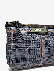 DAY et - Day Gweneth RE-Q Checky Mini - cosmetic bags - blue fog - 3