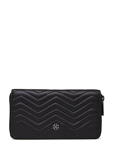 Day Chewron Wallet - BLACK