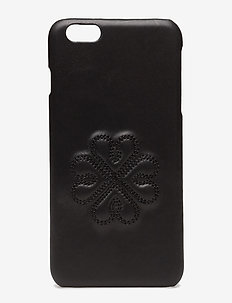 Day LIP Stamped 6 plus - mobiele telefoon hoesjes - black