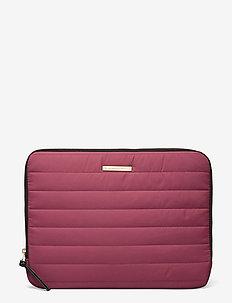 Day GW Puffer Folder 13 - laptoptassen - rouge blush