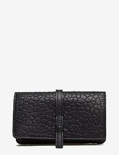 Day Bubble Mobile wallet - wallets - black