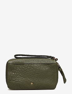 Day Bubble Travel Clutch - clutches - soldier