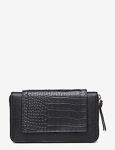 Day Patch Purse - wallets - black