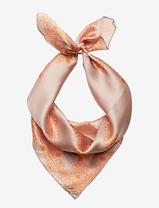 Day Silk Logo Scarf Mini - BUBLES