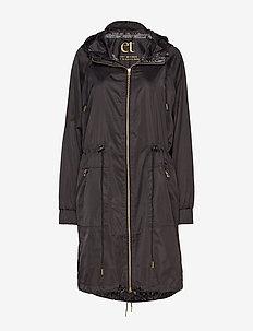 Day Rainy Day Coat - BLACK