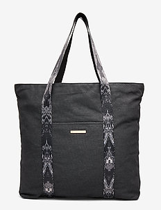 Day Marble Band Shopper - RAVEN