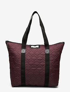 Day Gweneth Q Hex Bag - ROUGE NOIR