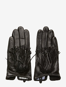 Day GLove Tassel - BLACK