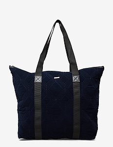 Day GW Q Velvet Bag - NIGHT SKY