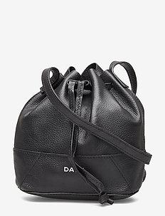 Day Shine Bucket Bag S - bucket bags - black