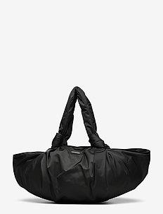 Day Drapy Large Pouchy Bag - handbags - black