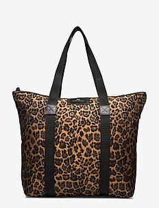Day Gweneth Leopard Bag - COPPER