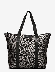 Day Gweneth Leopard Bag - SILVER