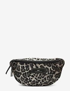 Day Gweneth Leopard Bum - SILVER
