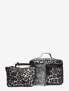 Day Gweneth Leopard Set - SILVER