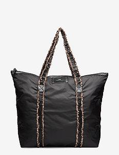 Day Gweneth Tweed Bag - BLACK