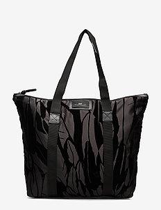 Day Gweneth F Feather Bag - BLACK