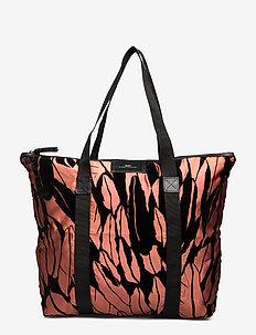 Day Gweneth F Feather Bag - GLOW
