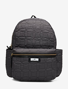 Day Gweneth Q Halo BP B - backpacks - asphalt