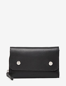 Day Addition Wallet - wallets - black