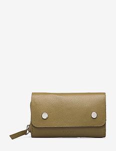 Day Addition Wallet - wallets - fir green