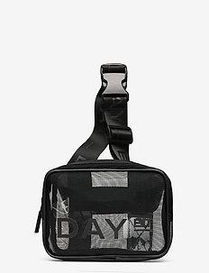 Day Tulle Bum S - belt bags - black