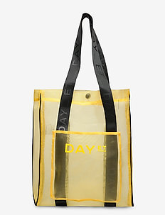 Day Tulle N Tote - SUNSHINE YELLOW