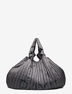Day Knotty Shopper - weekend & gym väskor - forged iron grey