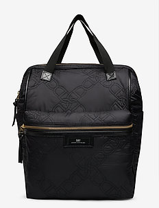 Day Gweneth Q Chain BP Frame - backpacks - black
