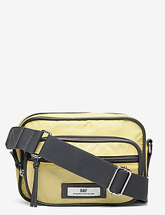 Day Gweneth SB S - shoulder bags - sunshine yellow