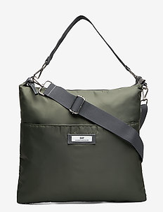 Day Gweneth Practic Hobo - FOUR LEAF CLOVER GREEN