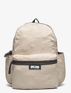 Day Gweneth BP B - backpacks - moonlight beige