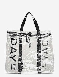 Day ET Basket Bag - TRANSPARENT