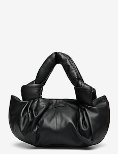 Day Knotty Leather Bag - fashion shoppers - black