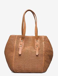 Day Weave Everyday Bag - schoudertassen - camel beige