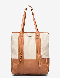 Day Sand Tote - CAMEL BEIGE